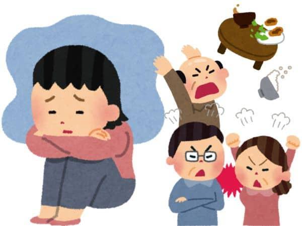 介護職員の方に質問です。利用者からの暴言や暴力に悩んだ ...